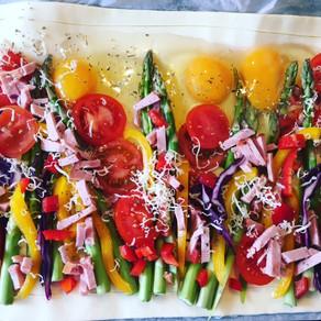 7 tasty ways to eat more vegetables, with little effort.