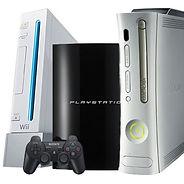 Nintendo, Microsoft, Sony