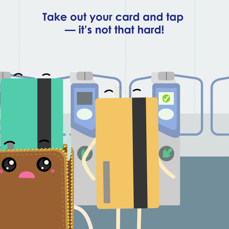SimplyGo Card Clash