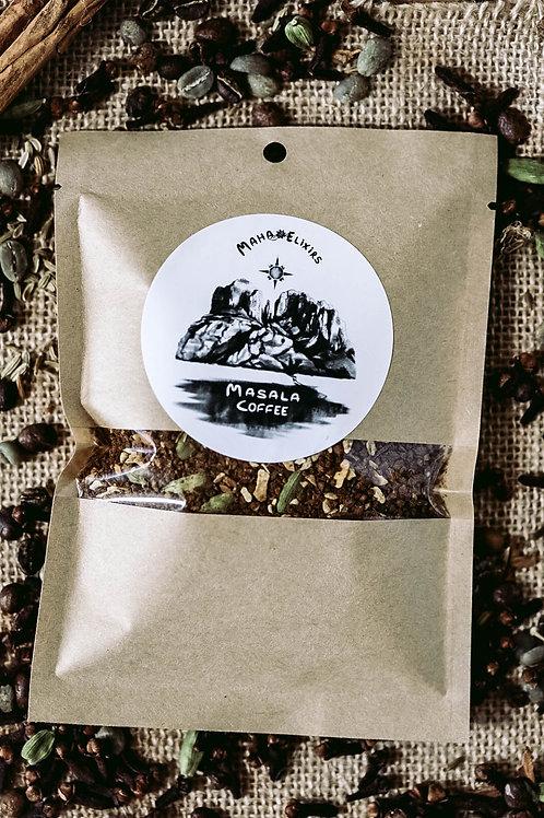 Organic Masala Coffee (7oz bag)