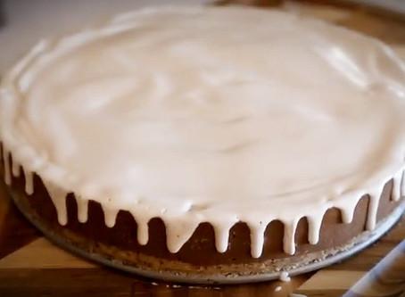 Chocolate Avocado Cake (No Bake, Vegan, Keto)
