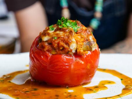 Chef David's Epic Stuffed Bell Pepper