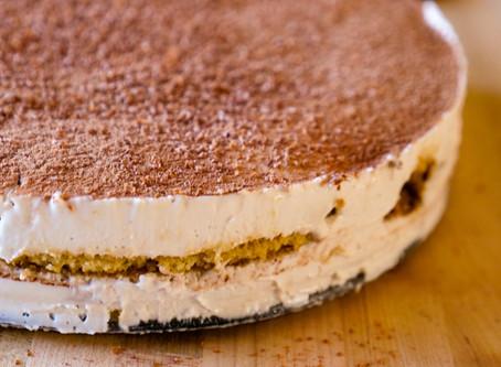 Creating a Gluten Free and Vegan Tiramisu