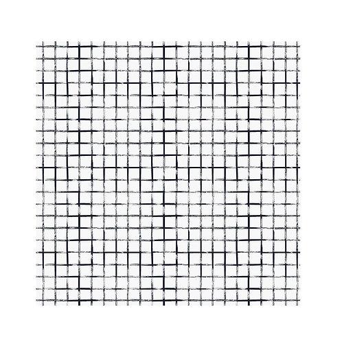 Guardanapo Home Grid Preto