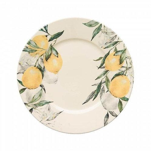 Prato Raso Aquarelle Lemon