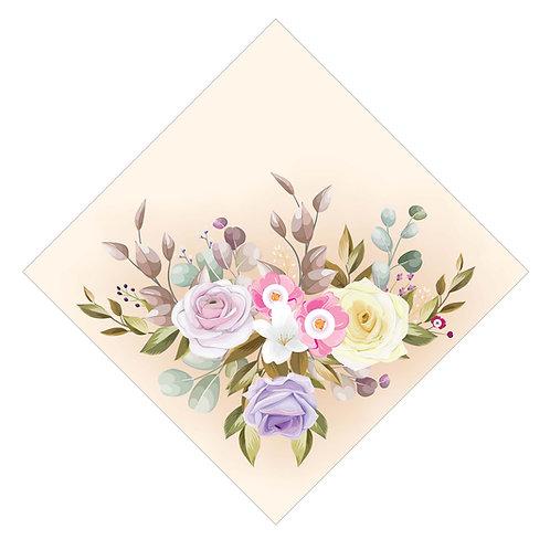 Guardanapo Propósito Florescer Pv14:11