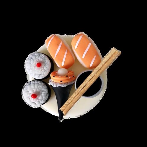 Argola de Guardanapo Sushi