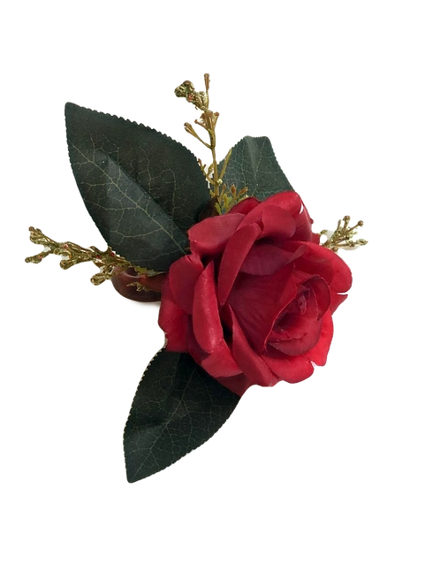 Argola de Guardanapo Rosa