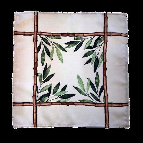 Guardanapo Bambu Folhagem