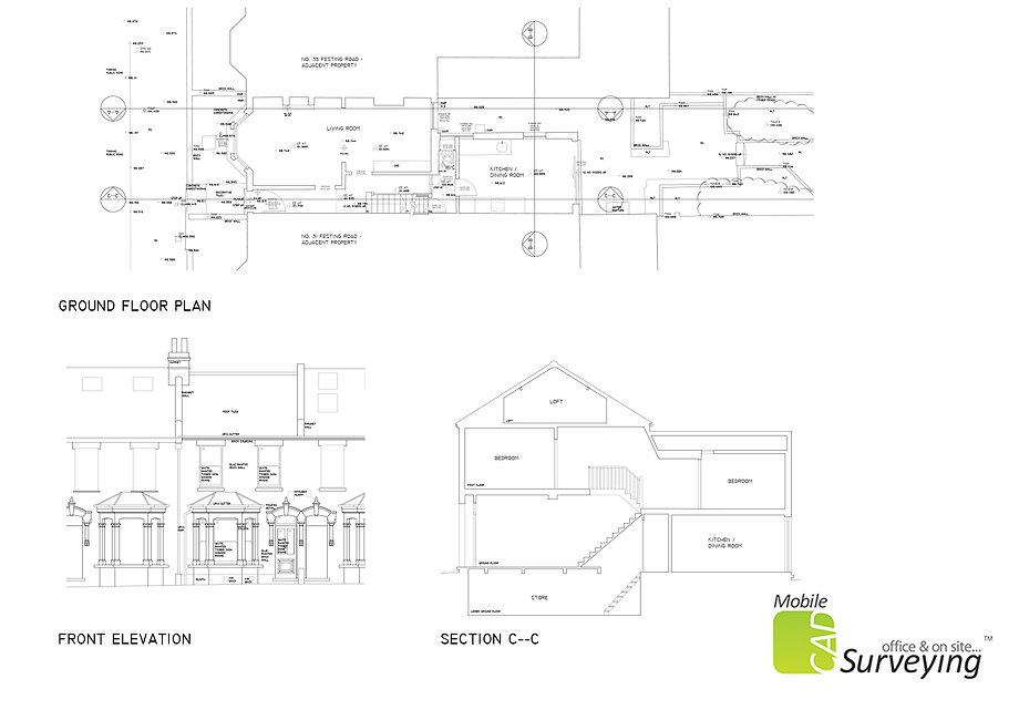Residential Measured Building Survey