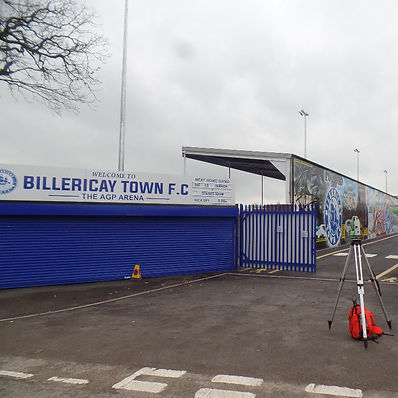 MobileCAD | Billericay Town FC
