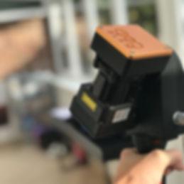 MobileCAD - Laser Scanning