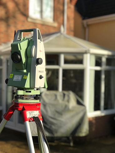 MobileCAD surveying Residentail Property for Measured Building Survey