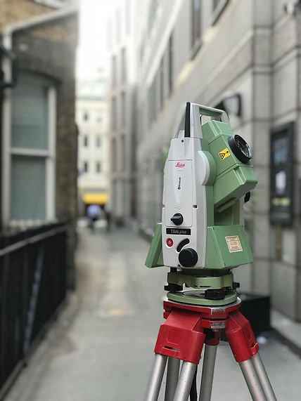 MobilCAD - Leica Total Station