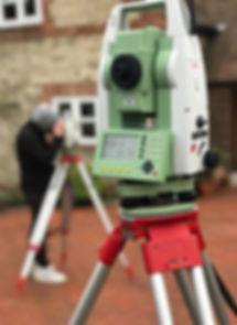 Measured Building Surveys, Measured Survey, Land Survey, Topographic Survey