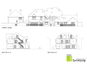 Detailed Drawings of Maidenhead Property