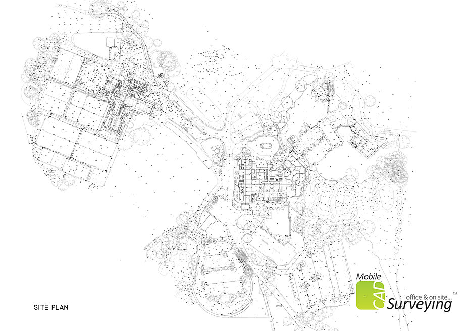 MobileCAD - Wentworth Site Plan