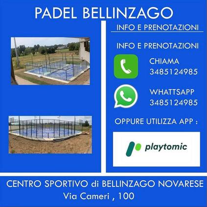 PADEL BELLINZAGO
