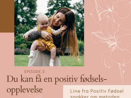 003 Du kan få en positiv fødselsopplevelse