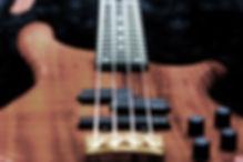 Bass guitars are great mod guitars, cover guitars, guitar electronics