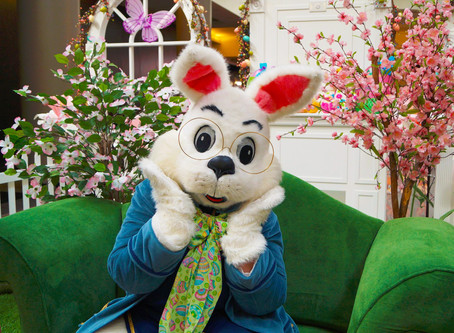 Easter: What's With The Rabbits?