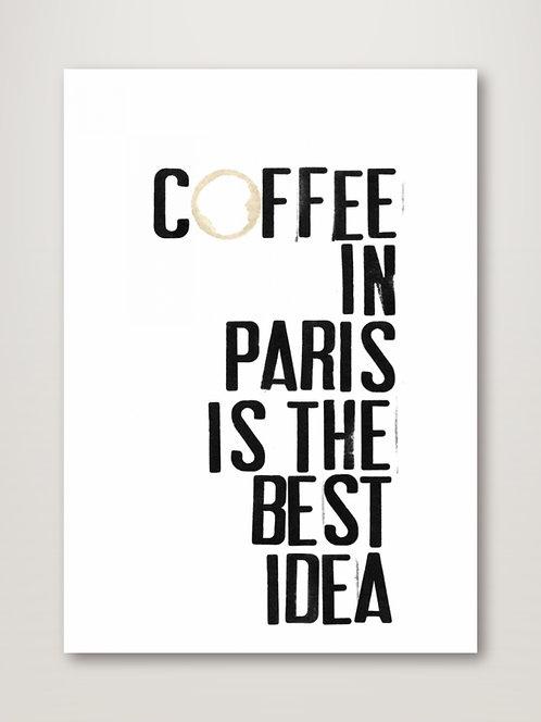 Drinks in Paris I