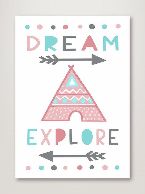 Dream, Explore