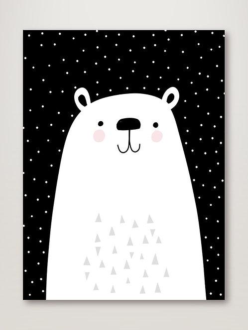 Mix & Match Animal IV - Polar Bear