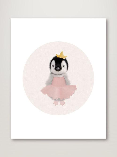 Baby Penguin Ballet