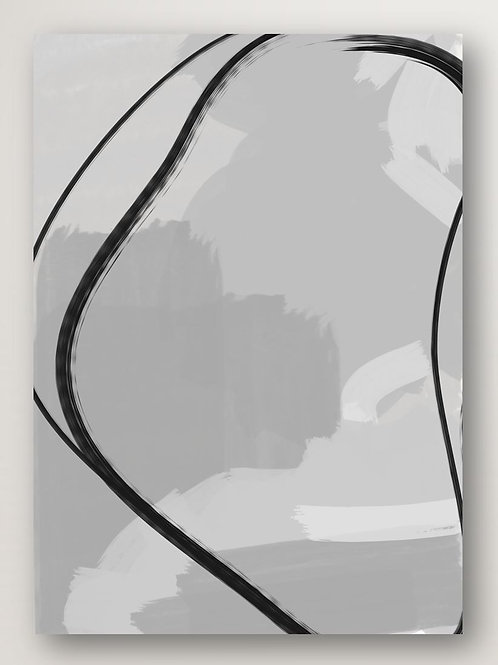 Black Lines No.2