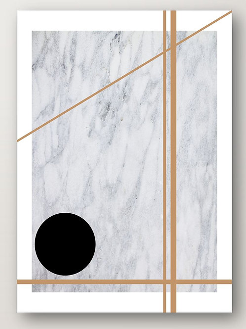Marble Lines No.2