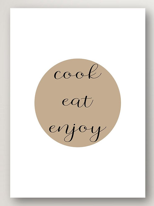 Cook Eat Enjoy