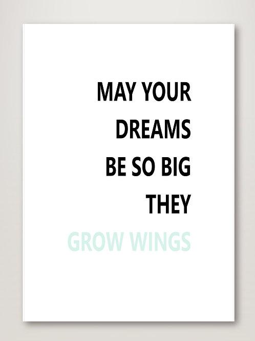 Grow Wings