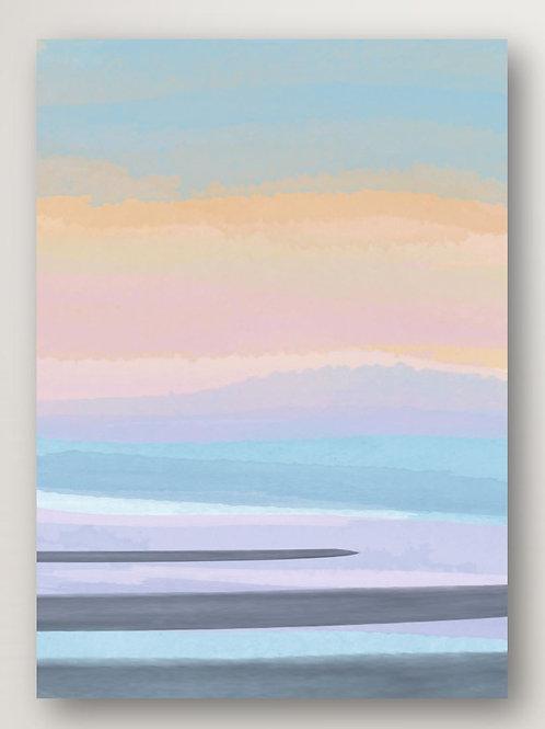 Sunset Sea No.2