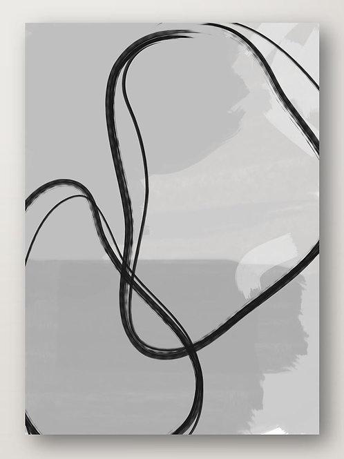Black Lines No.1