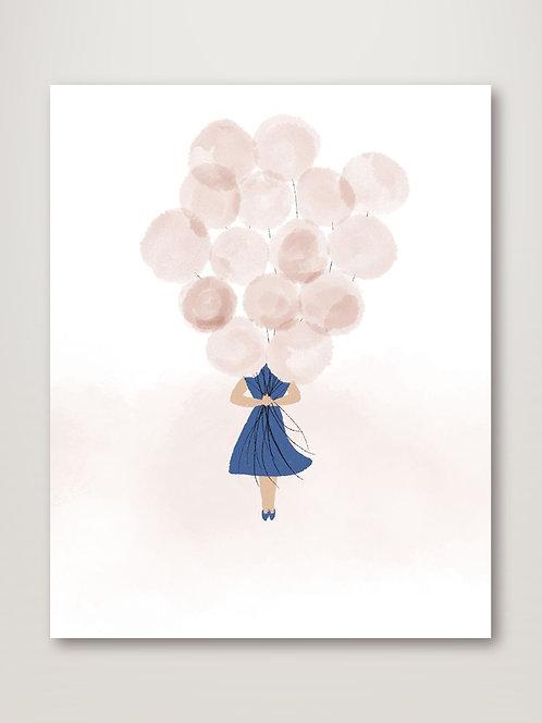 Balloon Gal