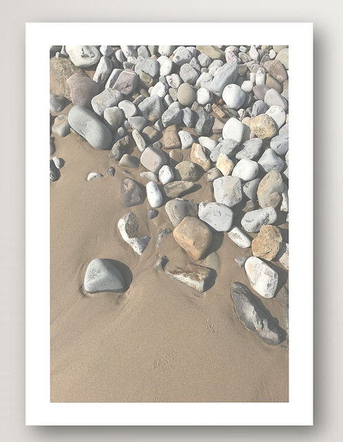 Pebbles in the Sand