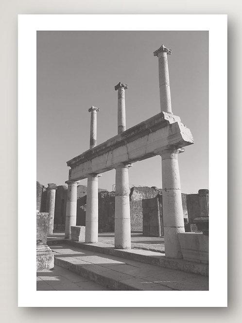Monochrome Pompeii