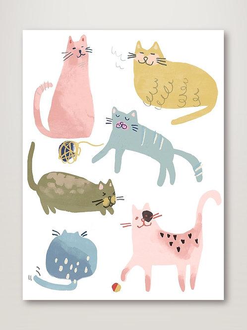 Cat Squad I