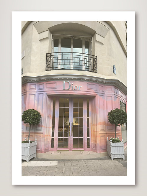 Dior in Pastel