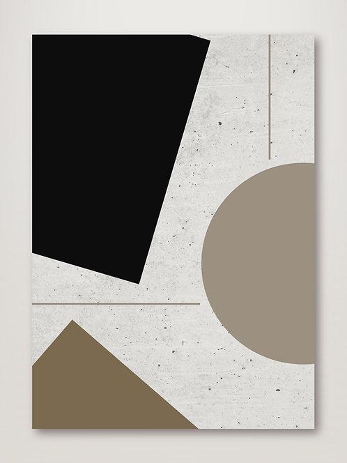 Concrete Shapes No.1