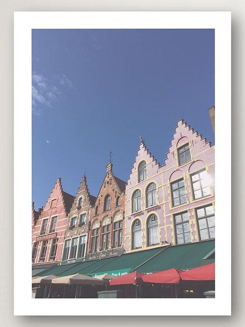 Bergen Square No.1