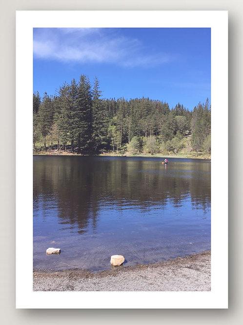 Tranquillity Lake