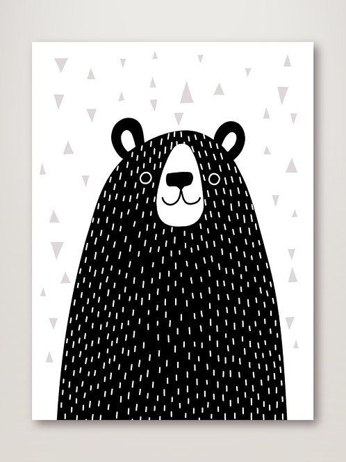 Mix & Match Animal III - Bear