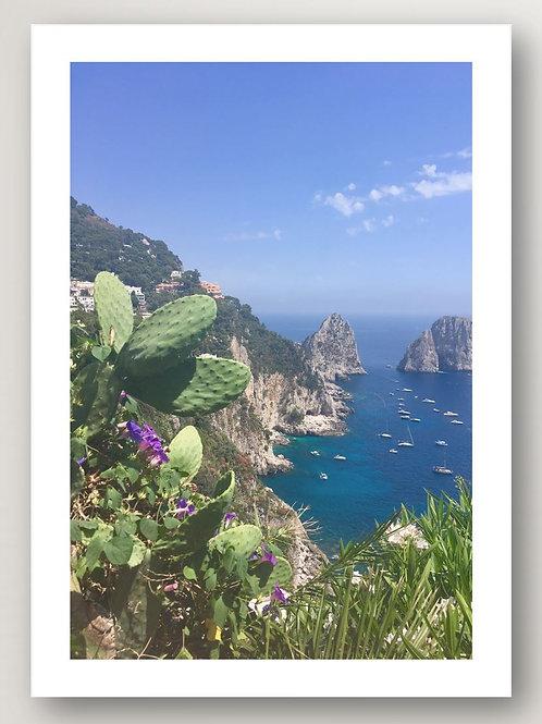 Capri View No.2