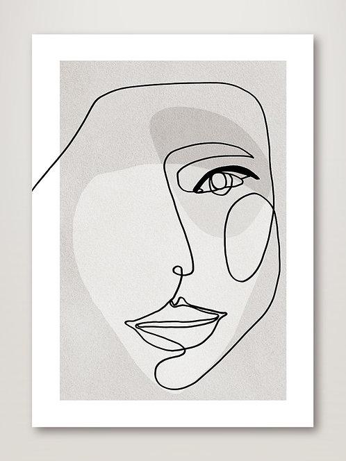 Face Line 3