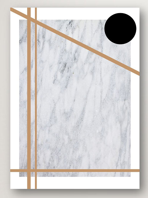Marble Lines No.1