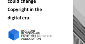 How Blockchain could change Copyright in the digital era.
