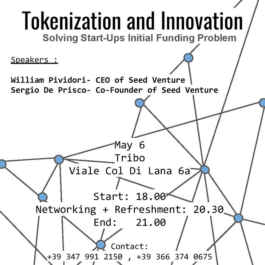 Tokenization and Innovation