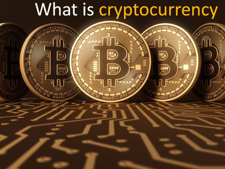 A General Introduction: Cryptocurrencies